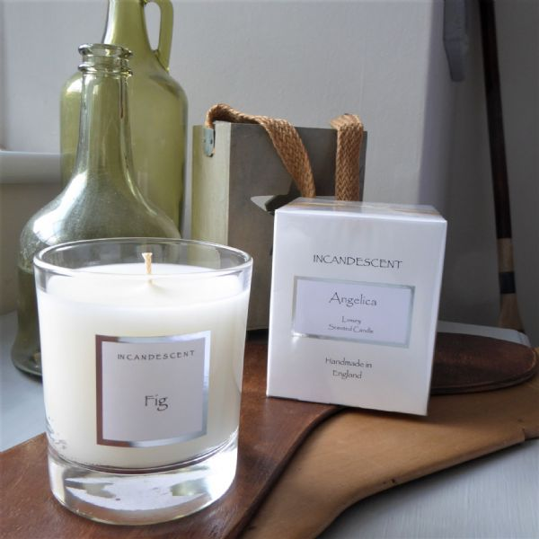 Scented Candles in a Tin | PLUM & IVORY LTD